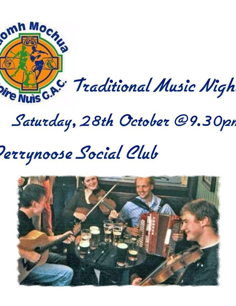 Traditional music night