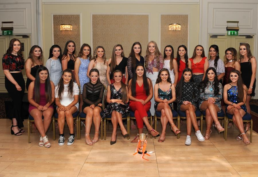 Armagh County Camogie Dinner Dance 2017