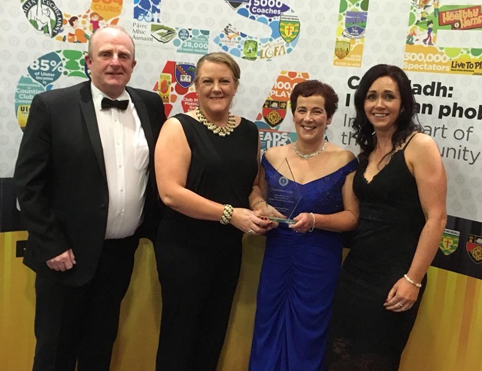 Ulster Presidents Awards